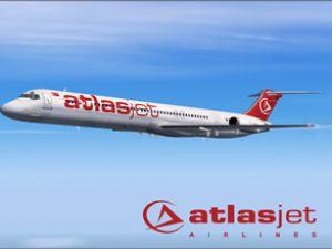 Atlasjet'ten acil iniş açıklaması geldi