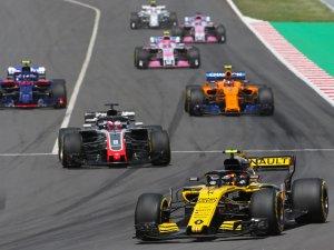 Renault Formula 1 takımı 4'üncü sıraya yükseldi