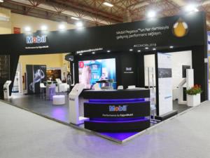 ExxonMobil, ICCI 2018'de ürünlerini sergiledi