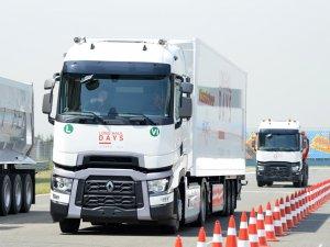 Renault Trucks kamyonları performanslarıyla İstanbul Park Formula pistinde!