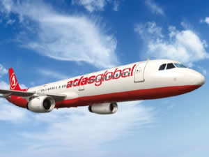AtlasGlobal Air Leisure'den A330-200 kiraladı