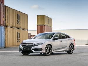 Honda Türkiye sağdan direksiyonlu Civic Sedan üretimine başlıyor