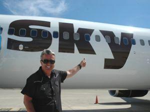 Sky Airlines, Türk turizminin yüzü oldu