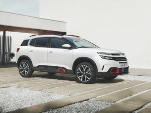 Citroën, yeni SUV modeli C5 Aircross'u tanıttı