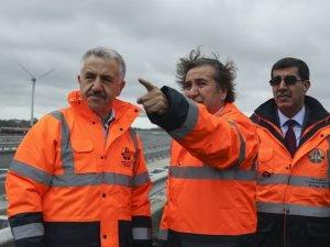 İstanbul Yeni Havalimanı'nın yüzde 90'ı tamamlandı
