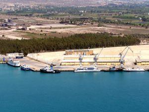 Mersin'e ikinci konteyner limanı geliyor