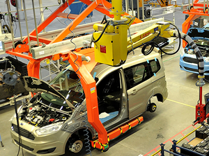 Ford Otosan, en fazla ihracat yapan şirket oldu