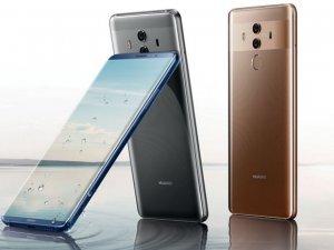 Huawei Mate 20 dev bir ekranla gelecek