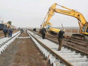 Demiryolunda TCDD tekeli kalkıyor