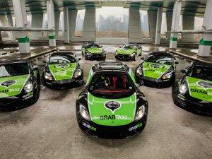Toyota, Asyalı Grab'e 1 milyar dolarlık yatırım yapıyor