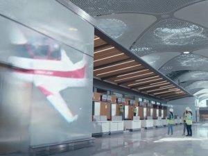 İstanbul Yeni Havalimanı'nın yeni reklam filmi yayınlandı