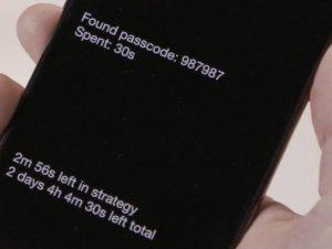 GrayKey, yeni iOS sürümünü kırabiliyor