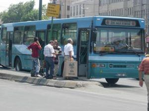 Özel halk otobüsleri bayramda indirimli