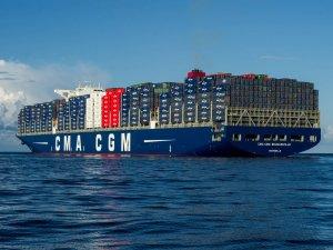 CMA CGM İran piyasasından çekiliyor