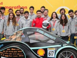 Hidrojen enerjili yerli araç Avrupa'da birinci oldu