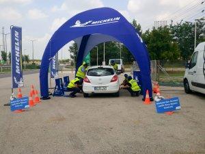 Michelin 'Doğru Hava Basıncı' etkinlikleri tamamlandı