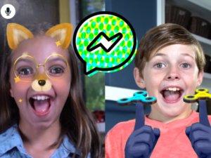 Messenger for Kids yayınlandı!