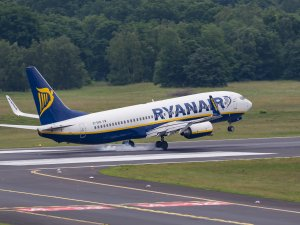 Ryanair'de 400 sefer iptal edildi