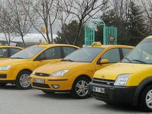Taksi plakaları kazandırmaya devam ediyor