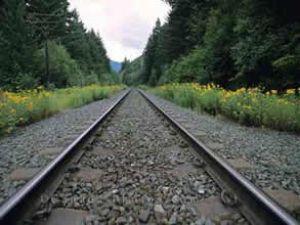 Zafer Havaalanı'na 14 km'lik demiryolu