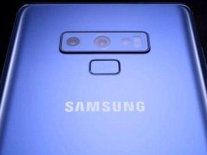 Samsung Galaxy Note 9 tanıtılıyor!