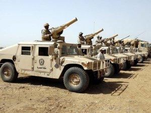 Suudi Arabistan'ın askeri harcamaları yüzde 34 arttı