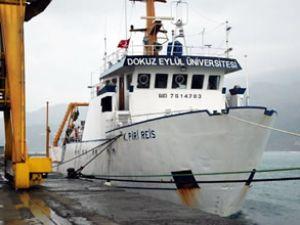 Piri Reis Akdeniz'deki en donanımlı gemi