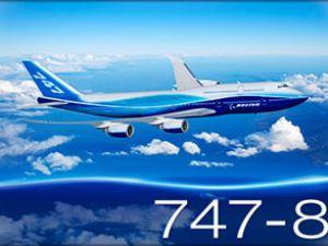 747-8 uçağının üretim hızını düşürdü