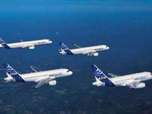 Airbus: 20 yılda 27 bin 800 uçak gerekecek