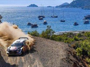 Türkiye Rallisi'nde Michelin LTX Force lastikleri gücünü ispatladı