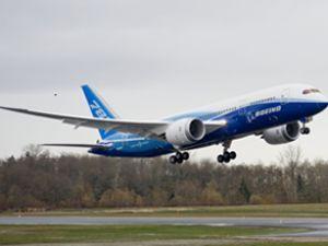 Boeing 787'nin 1 haftada 4'üncü vukuatı