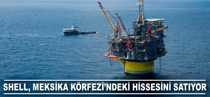Shell, Meksika Körfezi'ndeki hissesini satıyor