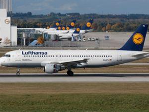Lufthansa İzmir uçağı ölümü pas geçti