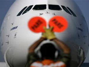 Lefkoşa'da uçuşlar körlemesine yapılıyor