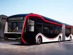 Avrupa'daki en büyük elektrikli otobüs filosu Manisa'da olacak