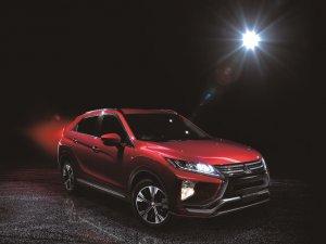 Mitsubishi Eclipse Cross '2018 İyi Tasarım Ödülü'nü kazandı