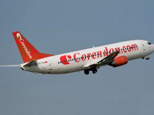 Corendon, Gambia'ya ilk uçuşunu gerçekleştirdi