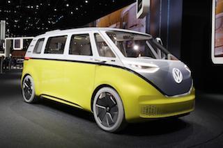 Volkswagen'in yeni modeli için ilk tanıtım yapıldı