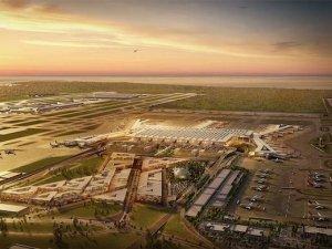 Havalimanına 9 istasyon