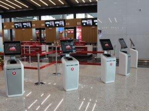 Yeni havalimanında Emse imzası