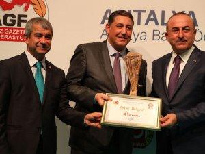 AGC'den Corendon'a özel ödül