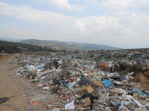 Çöp sahasından elektrik üretilecek
