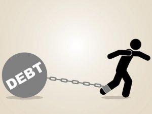 Dış borç stoku yüzde 1.7 azaldı