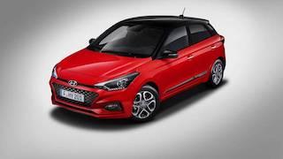 Hyundai i20 çift renk olacak!