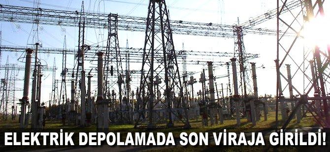 Elektrik depolamada son viraja girildi 11