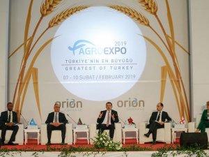 Tarım ve Orman Bakanı çiftçilerle buluştu!