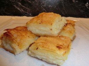 Karadeniz'in meşhur Laz böreği tescillendi!