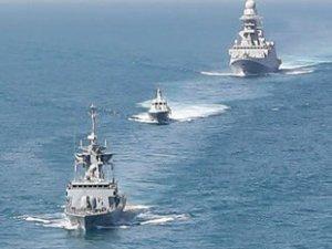 Katar ve İtalya donanması ortak tatbikat gerçekleştirdi