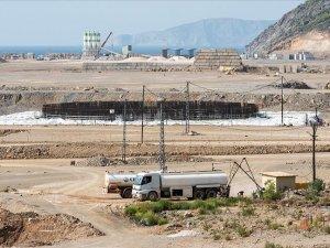 Akkuyu NGS'de ilk reaktör için yeni aşama