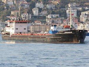 İstanbul'da alıkonulan 'Streamline' isimli gemi satışa çıkarılacak